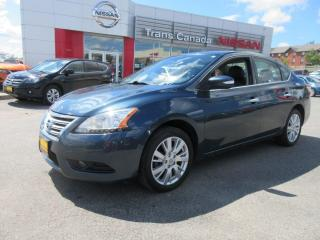 Used 2014 Nissan Sentra for sale in Peterborough, ON