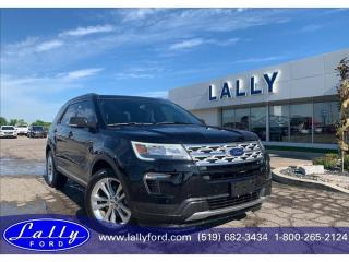 Used 2019 Ford Explorer XLT, Moonroof, 4wd, Leather!! for sale in Tilbury, ON