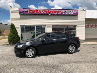 Used 2011 Chevrolet Cruze LS+ w/1SB for sale in Tilbury, ON