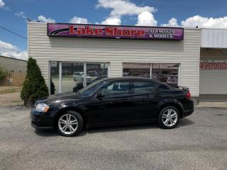 Used 2014 Dodge Avenger SXT LOCAL TRADE for sale in Tilbury, ON