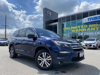 Used 2017 Honda Pilot EX-L RES for sale in Chatham, ON