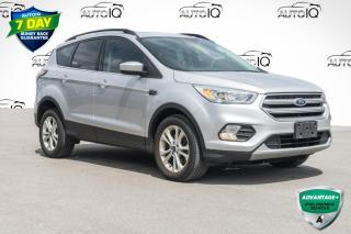 Used 2017 Ford Escape SE AWD SUV for sale in Innisfil, ON