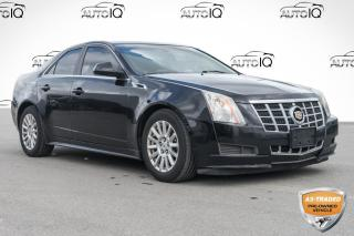Used 2013 Cadillac CTS YOU CERTIFY YOU SAVE for sale in Innisfil, ON