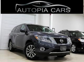 Used 2014 Nissan Pathfinder 4WD S ACCIDENT FREE 7 PASSENGER for sale in North York, ON