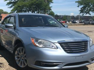 Used 2012 Chrysler 200 4dr Sdn Touring for sale in Waterloo, ON