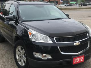 Used 2012 Chevrolet Traverse for sale in Waterloo, ON