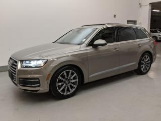 Used 2017 Audi Q7 TECHNIK/LUXURY PKG/DYNAMIC RIDE PKG/DRIVER ASSISTANCE! for sale in Toronto, ON