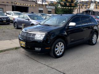 Used 2007 Lincoln MKX AWD 4DR for sale in Scarborough, ON