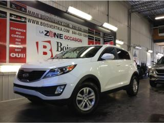 Used 2013 Kia Sportage LX BLUETOOTH GROUPE ELECTRIQUE TRES ECONOMIQUE for sale in Blainville, QC
