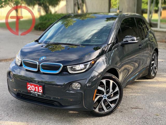 2015 BMW i3 EXTENDED RANGE