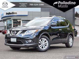 Used 2016 Nissan Rogue for sale in Sudbury, ON