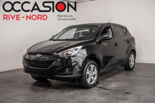 Used 2015 Hyundai Tucson GL AWD SIEGES.CHAUFFANTS+BLUETOOTH for sale in Boisbriand, QC