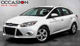 Used 2013 Ford Focus SE MAGS+SIEGES.CHAUFFANTS+BLUETOOTH for sale in Boisbriand, QC