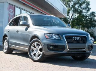 Used 2012 Audi Q5 2.0L Premium CUIR, MAGS for sale in Pointe-Claire, QC