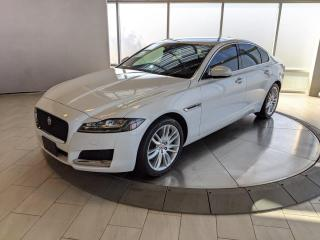 Used 2017 Jaguar XF Prestige - Certified Pre-Owned Warranty until June 16, 2022 or 160,000 Kilometres, with Certified rates from 1.9% for sale in Edmonton, AB