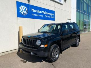Used 2016 Jeep Patriot SPORT ALTITUDE II 4WD for sale in Edmonton, AB