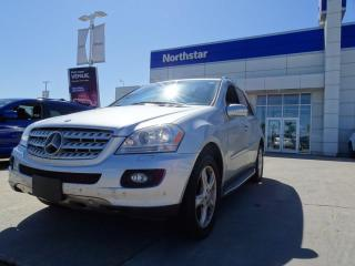 Used 2008 Mercedes-Benz ML-Class 5.5 AWD/LEATHER/SUNROOF/NAV for sale in Edmonton, AB