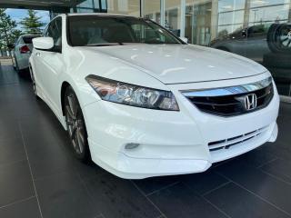 Used 2012 Honda Accord Cpe EX-L w/Navi for sale in Edmonton, AB