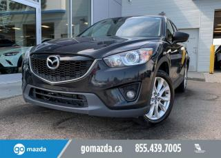 Used 2014 Mazda CX-5 GT - LEATHER, NAV, BOSE SOUND SYSTEM for sale in Edmonton, AB