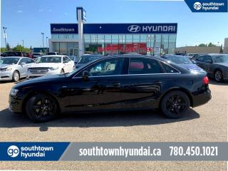 Used 2013 Audi A4 PREMIUM PLUS AWD//NAVI/BACK UP CAM for sale in Edmonton, AB