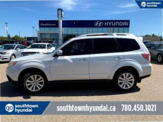 Used 2012 Subaru Forester LIMITED/AWD/BACK UP CAM/BLUETOOTH for sale in Edmonton, AB