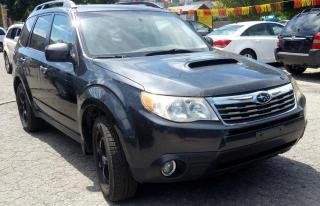 Used 2009 Subaru Forester 2.5XT Limited for sale in St. Catharines, ON