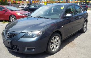 Used 2009 Mazda MAZDA3 GX for sale in St. Catharines, ON
