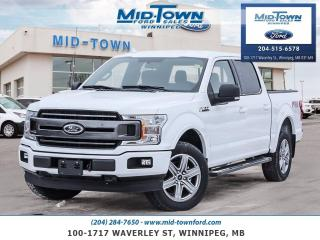 Used 2018 Ford F-150 - for sale in Winnipeg, MB