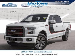Used 2016 Ford F-150 SPORT SPECIAL EDITION for sale in Winnipeg, MB