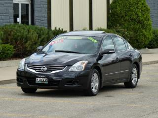 Used 2011 Nissan Altima 2.5SL,LEATHER,REAR-CAM,FULLY LOADED,NO-ACCIDENT, for sale in Mississauga, ON