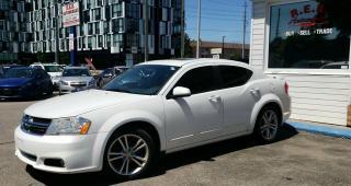 Used 2014 Dodge Avenger SXT for sale in Oshawa, ON