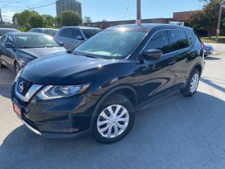 Used 2017 Nissan Rogue S AWD BLUETOOTH REVERSE CAMERA for sale in Brampton, ON
