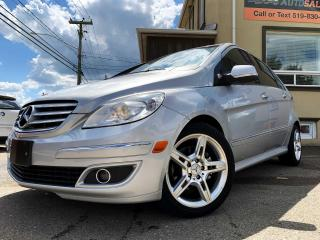 Used 2007 Mercedes-Benz B-Class B200 for sale in Guelph, ON