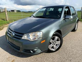 Used 2010 Volkswagen Golf City for sale in Guelph, ON