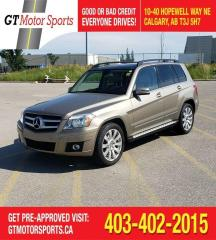 Used 2010 Mercedes-Benz GLK-Class GLK 350 for sale in Calgary, AB