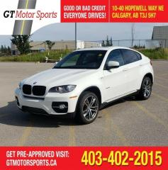 Used 2011 BMW X6 35i for sale in Calgary, AB