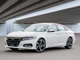 New 2020 Honda Accord Sport for sale in Winnipeg, MB