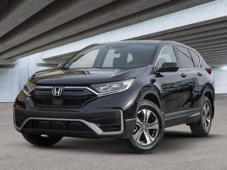 New 2020 Honda CR-V LX for sale in Winnipeg, MB