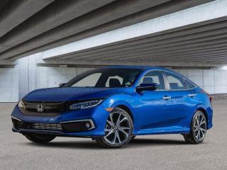 New 2020 Honda Civic Touring for sale in Winnipeg, MB