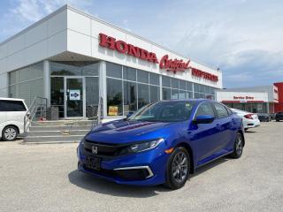 Used 2020 Honda Civic EX SUNROOF | APPLE CARPLAY for sale in Winnipeg, MB
