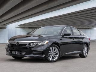 New 2020 Honda Accord LX for sale in Winnipeg, MB