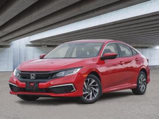 New 2020 Honda Civic EX for sale in Winnipeg, MB