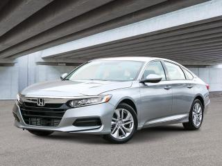New 2020 Honda Accord LX for sale in Winnipeg, MB