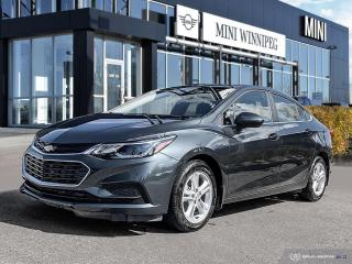 Used 2018 Chevrolet Cruze LT Low KM! Sunroof! Back Up! for sale in Winnipeg, MB