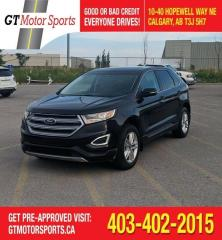 Used 2016 Ford Edge SEL for sale in Calgary, AB