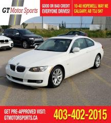 Used 2010 BMW 3 Series 328I | $0 DOWN - EVERYONE APPROVED! for sale in Calgary, AB