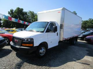 Used 2018 GMC Savana COMMERCIAL CUTAWAY for sale in Niagara Falls, ON