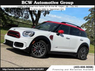Used 2018 MINI Cooper Countryman John Cooper Works for sale in Calgary, AB