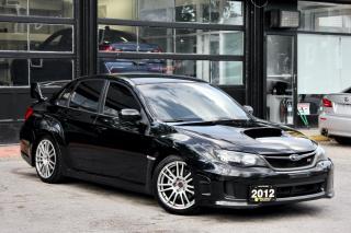 Used 2012 Subaru Impreza WRX STI for sale in Toronto, ON