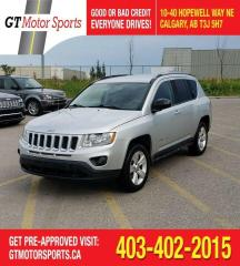 Used 2013 Jeep Compass NORTH 4X4 for sale in Calgary, AB